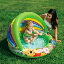 Safety Colorful Baby Float Plastic Swimming Pool for kids