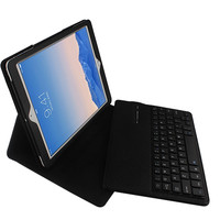 10.1inch tablet pu leather keyboard case for iapd air 2