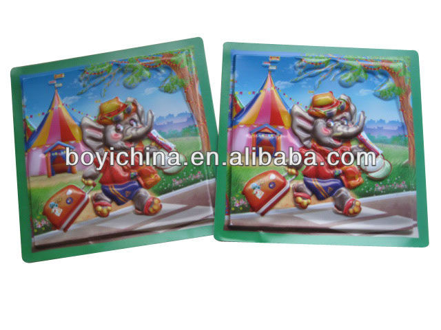2013 Children PVC poster 3D picture