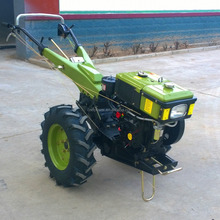 10hp hand mini walking tractor with CE certificate
