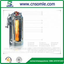 YY(Q)L Fuel Oil/Gas Fired Organic Heat Carrier Boiler