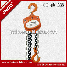manual chain block working/specifications of chain block/chain hoist
