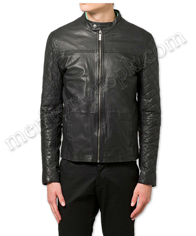 Gents Stylish Fashion Leather Jackets