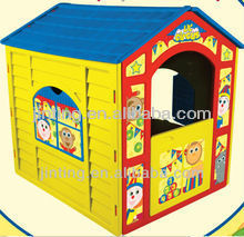kids plastic playhouse, indoor wooden playhouse,blow molding playhouse
