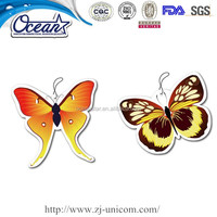 Animal Shaped Hanging Air Freshener With Cheap Price
