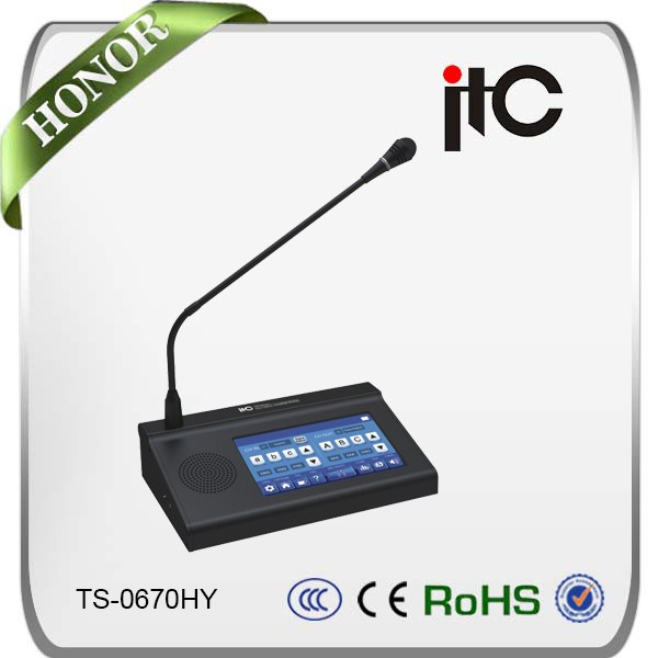 ITC meeting ir communication system,ir simultaneous interpretation,audio conference microphone