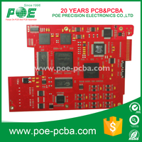 Electronic Customized 8 layer FR4 pcb pcba service