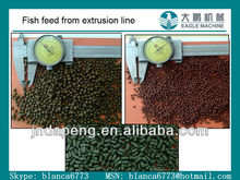 150kg floating fish food extruder production making equipment