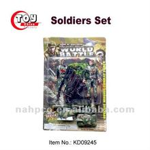 Small Soldiers Figures Set