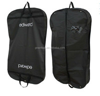 Fashion style promotional custom garment bag, suit cover