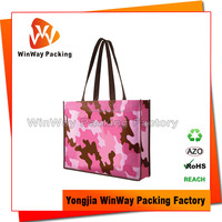 Cheap Price Recycled Non Woven Laminated Shopping Bag