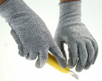 protection glove / stainless steel mesh cut resistant gloves