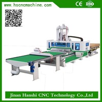 HS-A 1325 Auto Feeding CNC Machine Center price wood carving routing machine for sale