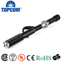 Powerful 2000LM Led Flashlights 18650 Lamp XML T6 Telescopic Baton Self Defensive Flashlight