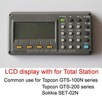 Topcon LCD display with for total station