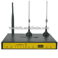 WCDMA&WCDMA Mobile 3G dual sim card router backup function for CCTV,IP Camera,ATM,POS F3B32 s