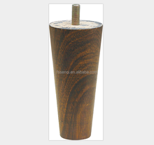 Hot in stock tapered table wood turned vanity legs uk MJ-1502