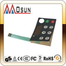 Factory Supply pressure sensitive membrane switch