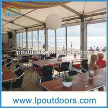 15x20m Heat Resistant Sound Proof Used White Party Tent for Sale