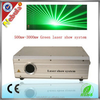 Nebula disco lights 1W~5W green laser show dj equipment prices