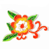 BOKA Chinese Embroidered Flower Patches, Iron on Embroidery Patch BK-MTF852