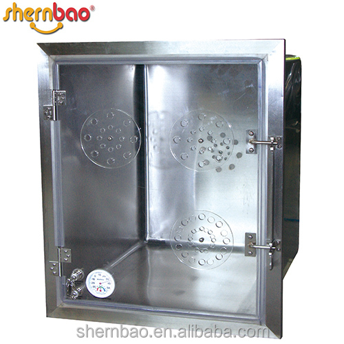 Shernbao KA-509-TH Veterinary Therapy Cage Oxygen Pet Dog Kennel Stainless Steel Cages