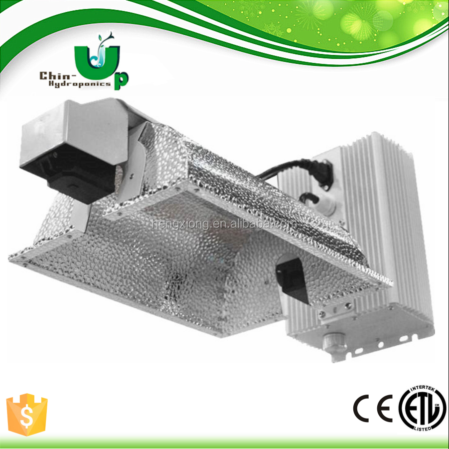 de complete reflector fixture/ electronic ballast for circular fluorescent lamp/ de double ended