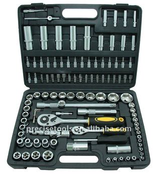 "HOT SALE -108pcs socket set(1/4""&1/2"")"