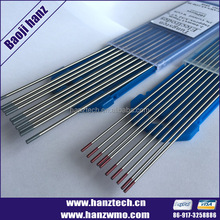 Tungsten welding electrodes grinding dia2.4*150mm