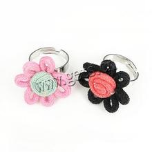 fashion cloth finger ring