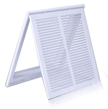 24x24 Return Air Grille with Frame