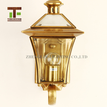 lighting fixture outdoor led wall vintage lamp white modern for yard balcony