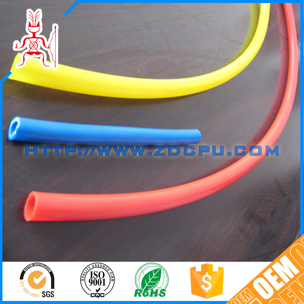 Low price widely used ODM soft hollow plastic straight tube