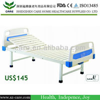 CARE-- manual economic hospital bed