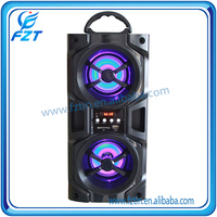 Style products support SD wireless bluetooth UK-30 12 inch speaker box design