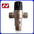 solar heater automatic thermostatic mixing valve