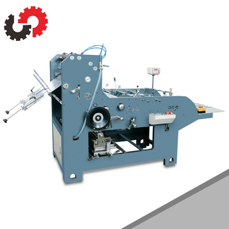 HP-250C Best Selling Consumer Products Automatic High Speed Small Sized Envelope Folding Glue Machine
