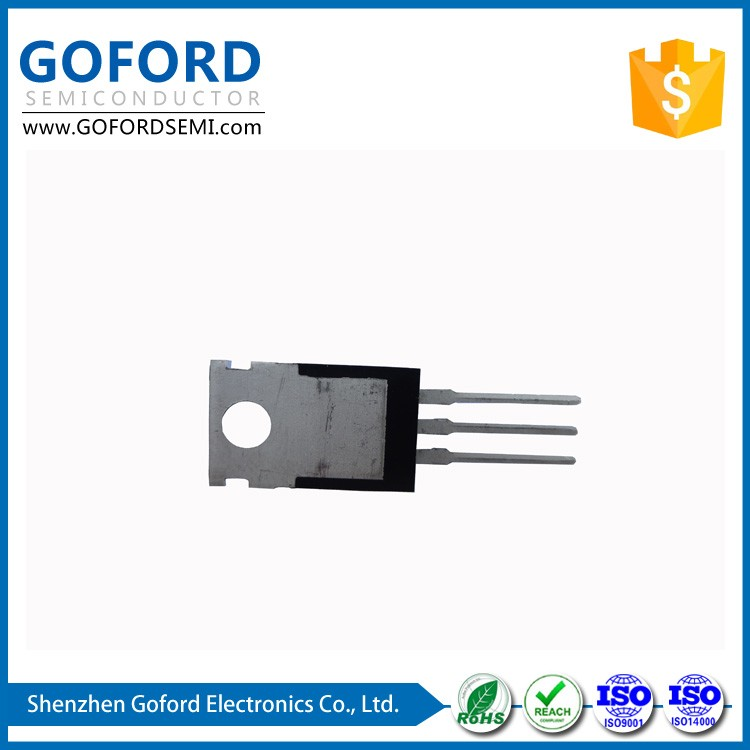 power transistor GC10N65 TO-220 N-Channel 650V 10A 84W high voltage mosfet switch