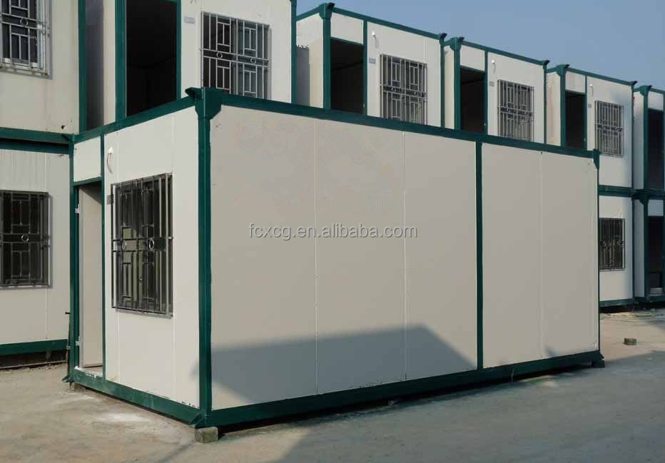 Shipping Luxury Container House for Modular Building Housing