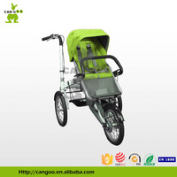 Multifunction Big Wheels Baby Stroller Tricycle Baby Buggy For Sale