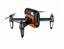 2018 hot selling 2.4G R/C 4.5ch fold drone with camera