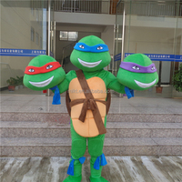 China OEM factory produced customized sea animal costumes