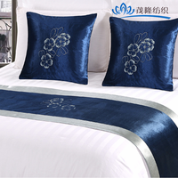 Chinese Luxury commercial hotel bed linen