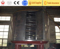 Organic material drying machine disc type continuous drying machine