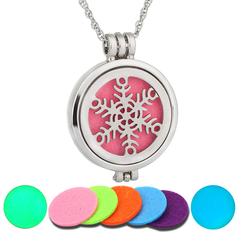 long cheap manly aromatherapy necklace diffuser pendant
