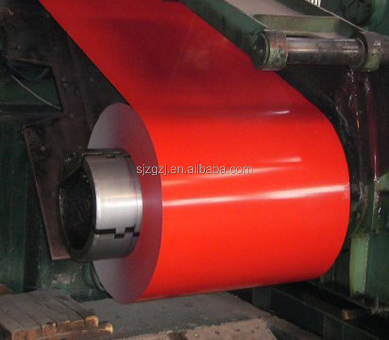Cold roll zero spangle galvanized steel coil