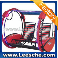 LSJQ-722 two players amusement ride happy car game machine happy car