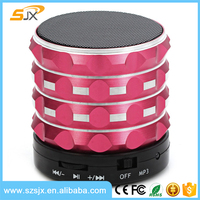 K2 Mini Portable Wireless Bluetooth Speaker 2.1 Super BASS Loudspeakers Support TF Card FM Radio For Cellphone