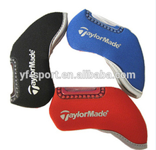 high quality cheap knitted golf head cover