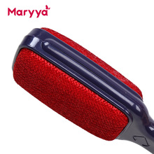 Maryya Heavy Duty Cloth Lint Roller Double-sided Lint <strong>Brush</strong>